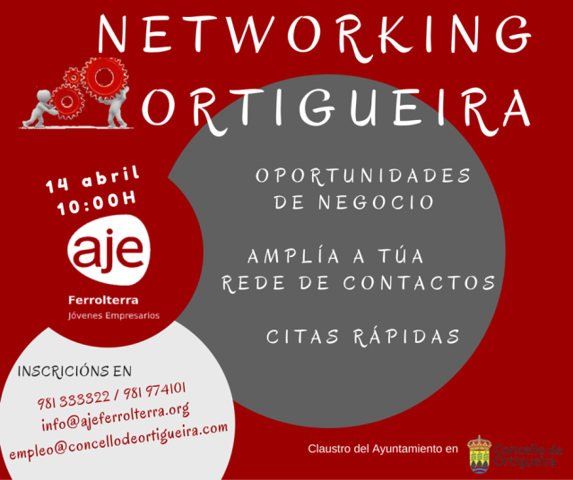 Networking Ortigueira